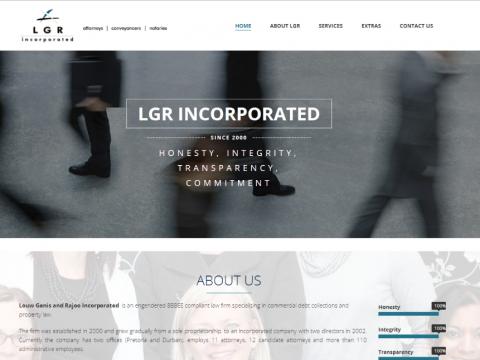 Web-LGR